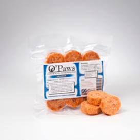 O'Paws Freeze Dried Salmon 9pk