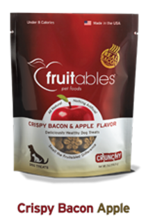 Fruitables Crispy Bacon and Apple Crunchy