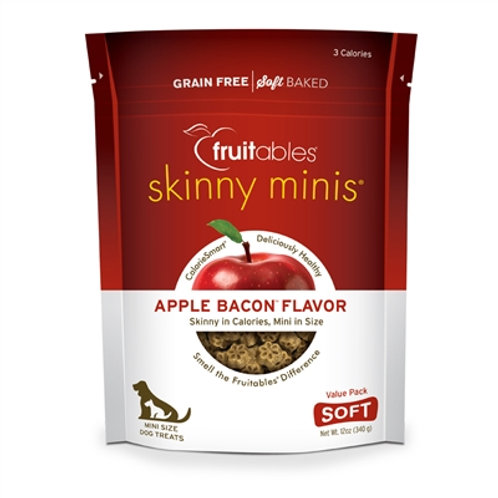 Fruitables Skinny Minis Apple Bacon 12 oz