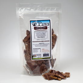 O'Paws Lamb Lung Chips 2 oz.