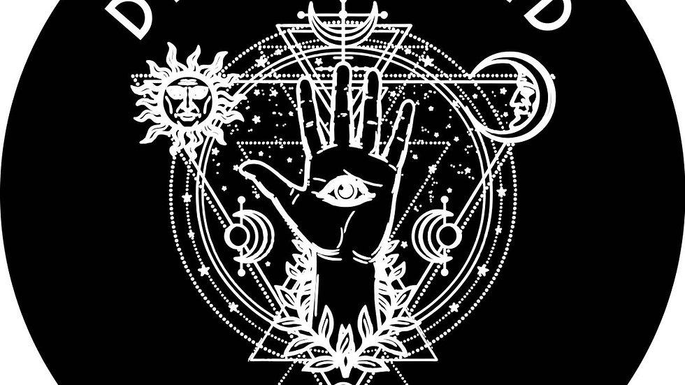 Divine Designs Sticker - Hand Alternate