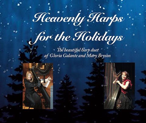 Heavenly Harps for the Holidays