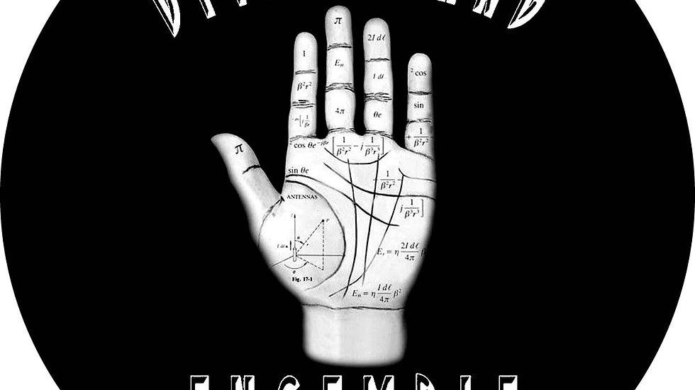 Divine Designs Sticker - Hand Brand