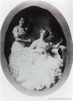 Mabel and Essie Whitman