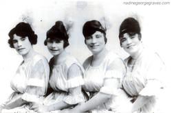 Alberta, Alice, Mabel, and Essie