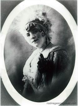 Mabel Whitman