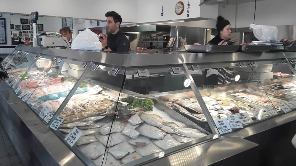 Theo's Fisheries - Fresh Fish Market in Christchurch