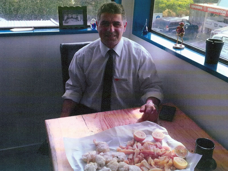 Theo's Fisheries - Kyriacos Georgiou