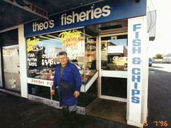 Theo's Fisheries - Since 1950