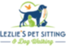 Lezlie's Pet Sitting and Dog Walking RGB
