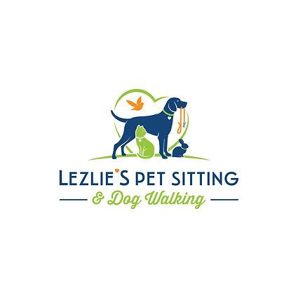 Lezlie's Pet Sitting and Dog Walking RGB