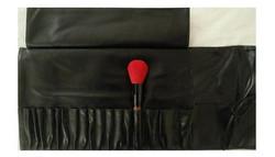 Brush roll up case