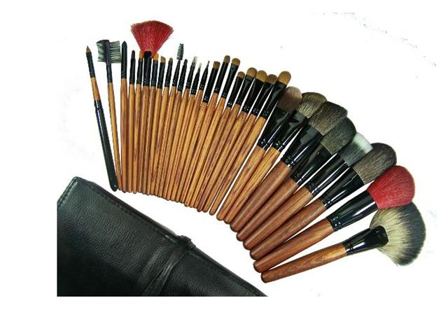 30 pcs brush set