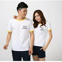 T-shirt with your logo