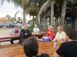 More folks at the beach 2019 ASPS
