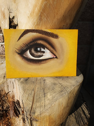 """Penelope"" Eye Study -Original"