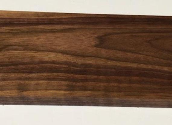 Walnut Cutting Board with Hole - 17.5 Inches