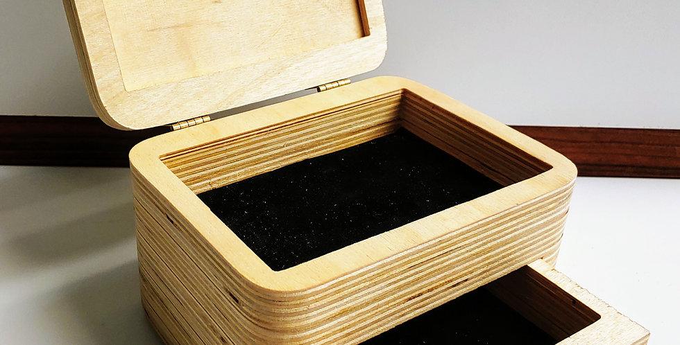 CNC Keepsake Box