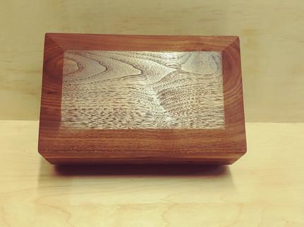Walnut Jewlery Box