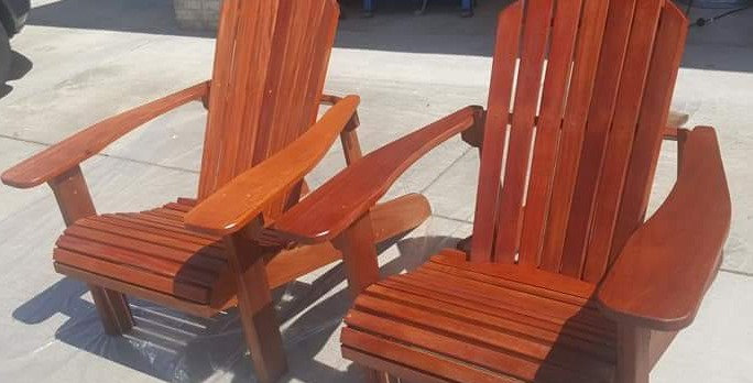 Adirondack Custom Wood Chairs