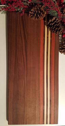 Cutting Board - Walnut Cedar Maple