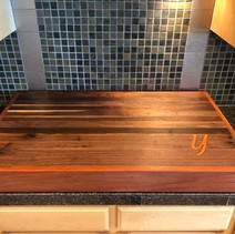 stovetopper - custom wood