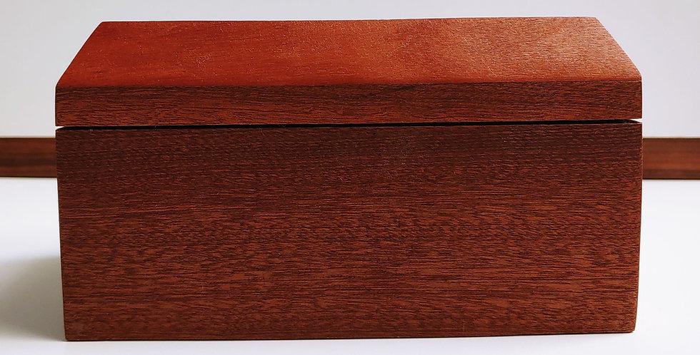 Mohagany Keepsake Box