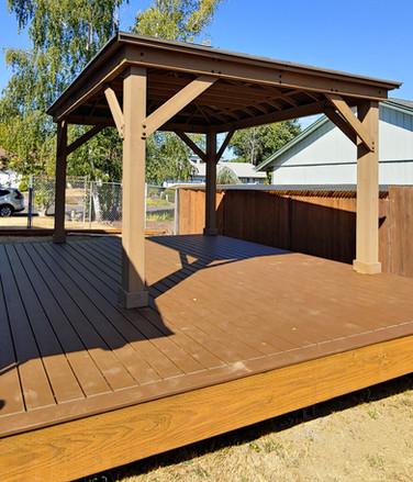 Trek Deck & Canopy