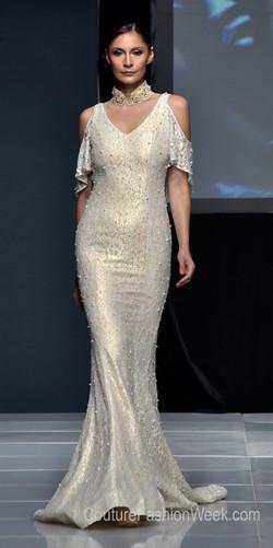 Couture Fashion week _gina Frias