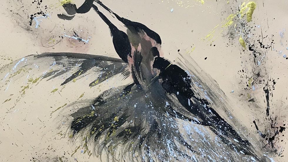カワセミ~幸せを呼ぶ鳥~