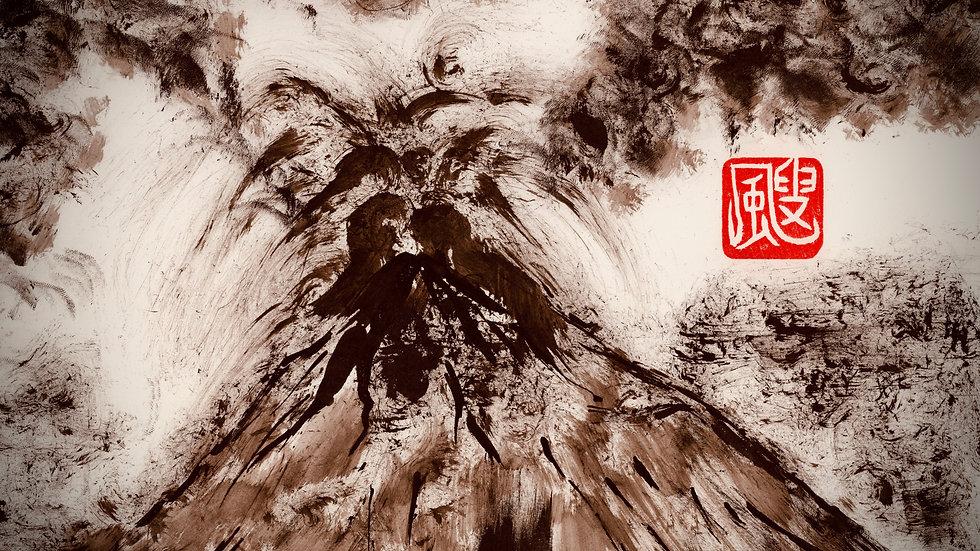御嶽山大噴火