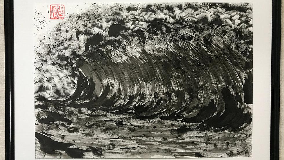 Tsunami The Great Wave