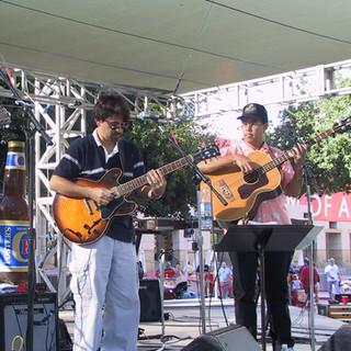 Open for Greg Kihn Band at Cesar Chavez Park