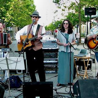 Downtown Santa Cruz Street Fair