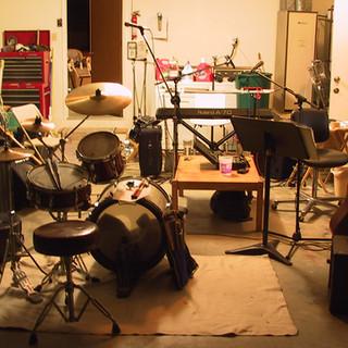 Band Practice, Santa Cruz