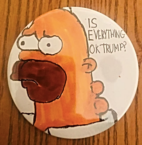 Is Everything OK Trump?
