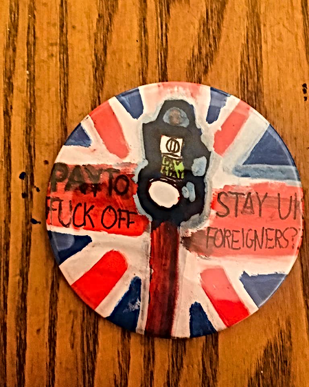 Pay To Stay U.K.? FUCK OFF!