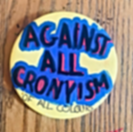 Against All Cronyism