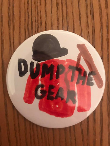 Dump The Gear Badge