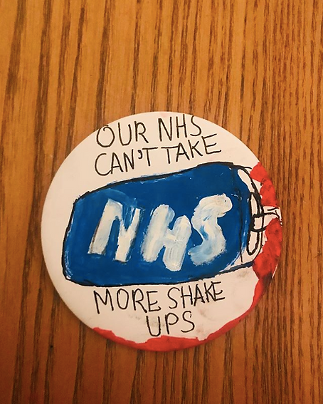 Our NHS Can't Take More Shake Ups