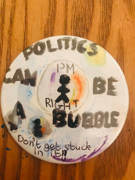 Bubble Politics