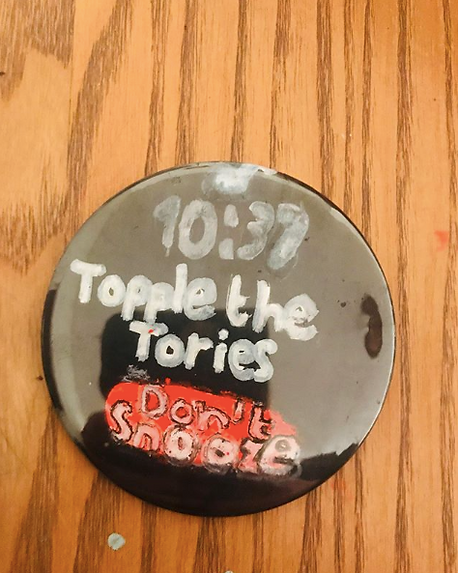 Topple The Tories