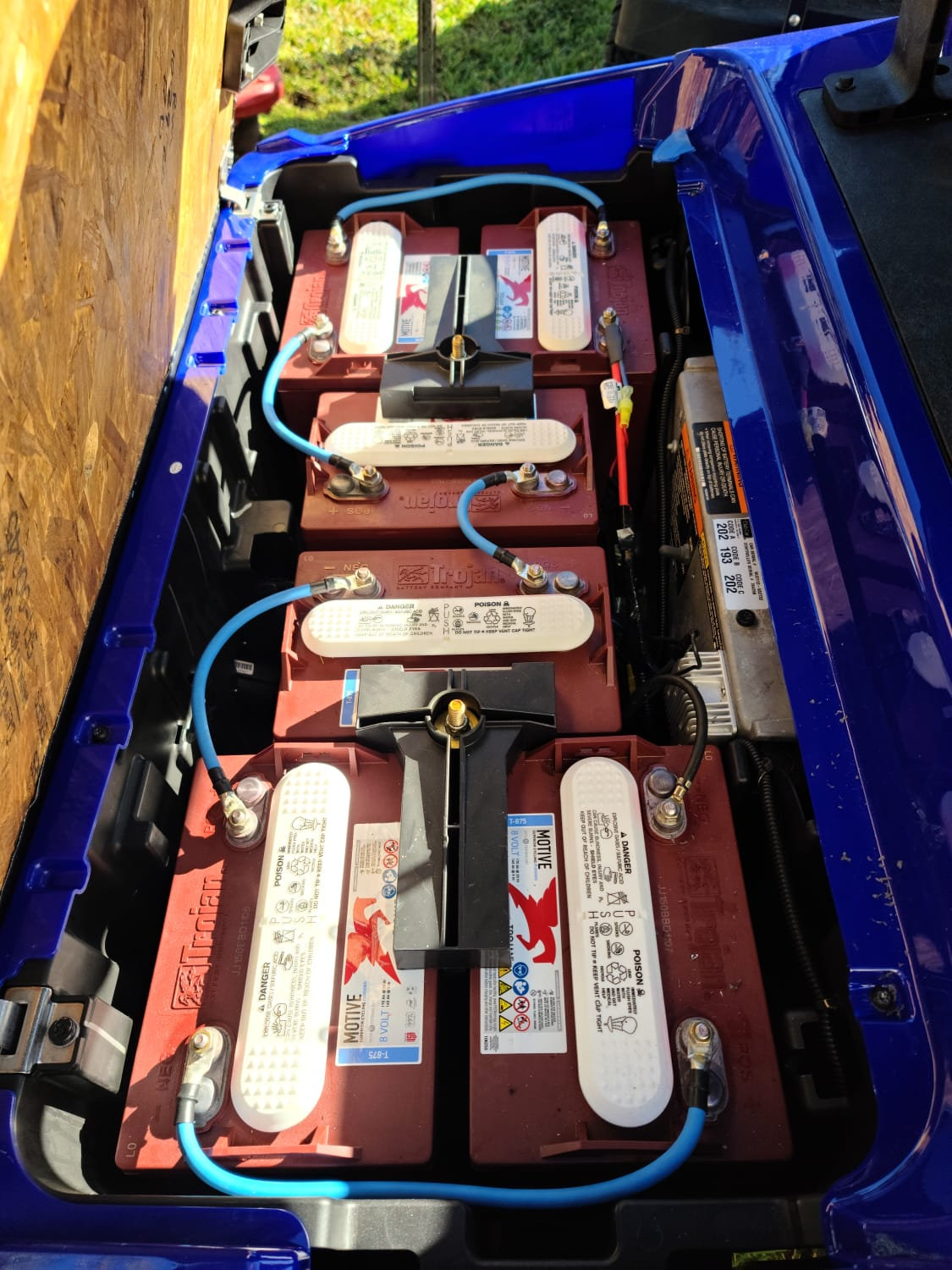 Annual Service - Electric Cart Models