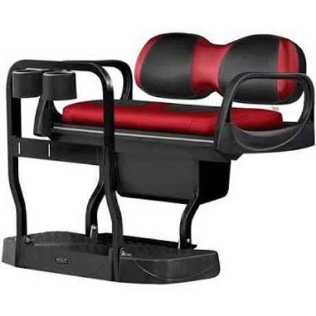 golf cart rear seat, rear seat kits