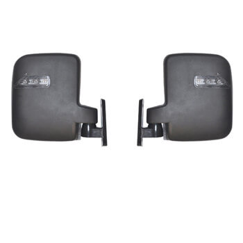 GTW Side Mirrors with LED Blinkers (Universal Fit)