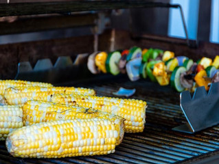 July Is National Grilling Month. Sharing 5 Of My Favs