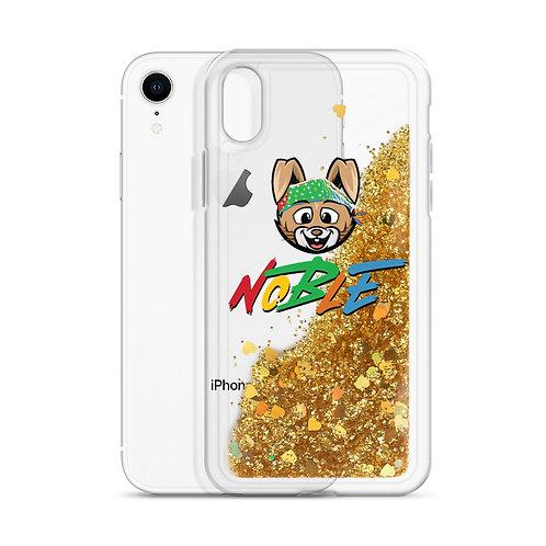 Noble Liquid Glitter Phone Case