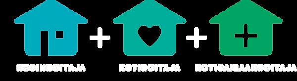Kodinhoitaja, kotihoitaja, kotisairaanhoitaja