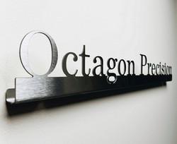 Custom Stainless Steel Signage