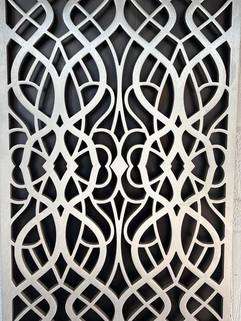 Panel Symmetry